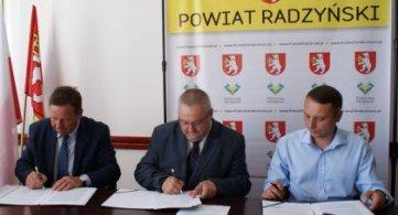 Umowa na budowę warsztatów podpisana