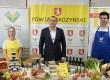 Starosta Radzyński wspiera lokalnych producentów. #LubelskiKoszyk