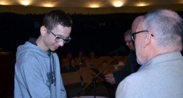 Astronomiczny sukces ucznia I LO w Radzyniu Podlaskim