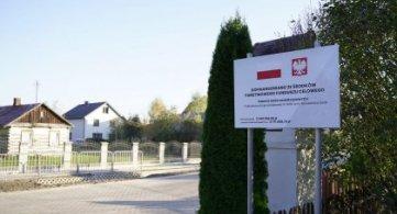 Przebudowa drogi w Brzozowicy Dużej zakończona