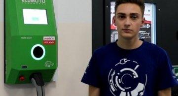 Uczeń ZSP w finale Międzynarodowego Konkursu Young Car Mechanic