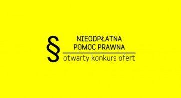 Ogłoszenie otwartego konkursu ofert na realizację w 2022 roku zadania publicznego w zakresie prowadzenia punktu nieodpłatnej pomocy prawnej