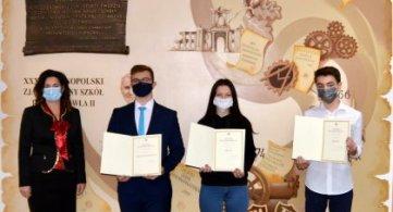 Poznajmy laureatów Stypendium Prezesa Rady Ministrów z ZSP