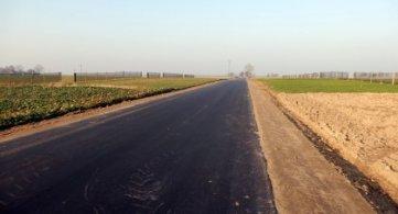 Droga Czemierniki – Stójka po remoncie
