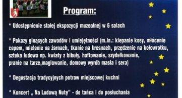 Zapraszamy na Noc Muzeów 2021 do Woli Osowińskiej