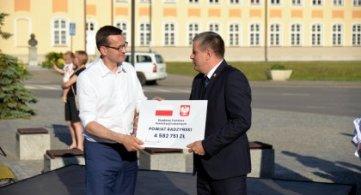 Dotacja rządowa już na koncie Powiatu Radzyńskiego